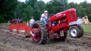 Tractor Pulling in Granby, MA., 2010