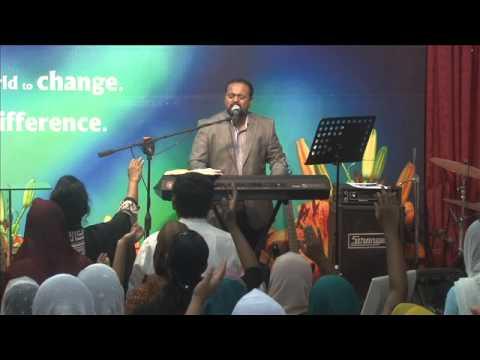 ஆராதனை அபிஷேகம் - Pastor Robert Roy at Jubilee Revival AG Church