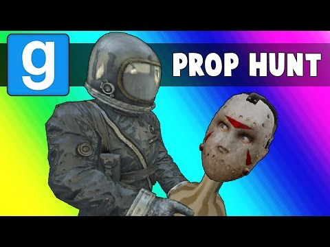 Thumbnail: Gmod Prop Hunt Funny Moments - The Deadly Warehouse (Garry's Mod)