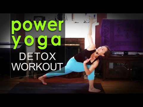 Summer Detox Power Yoga Workout