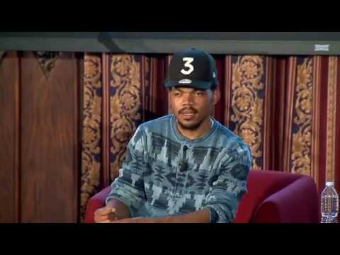 Music Industry Is Goofy (Chance The Rapper)