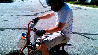 Turbo Diesel Mini Bike