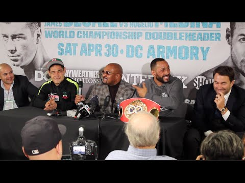 {UNSEEN} YOU ARE THE WORSE MANDATORY CHALLENGER EVER !! JAMES DeGALE BLASTS PORKY MEDINA POST FIGHT