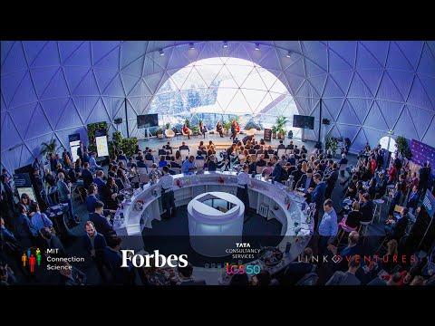 Blockchain + Human + AI Sizzle Reel | WEF 2019