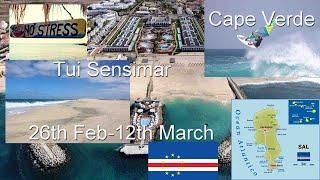 Tui Sensimar Sal Cape Verde March 2019