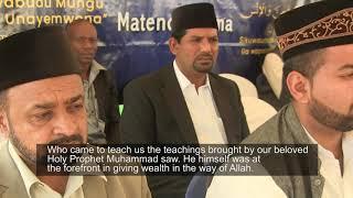 New Converts Event Tanzania