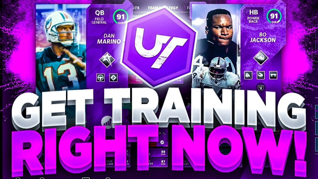 GET THE CHEAPEST TRAINING ALL YEAR RIGHT NOW!! | GET CHEAP TRAINING POINTS MADDEN 21 ULTIMATE TEAM!!