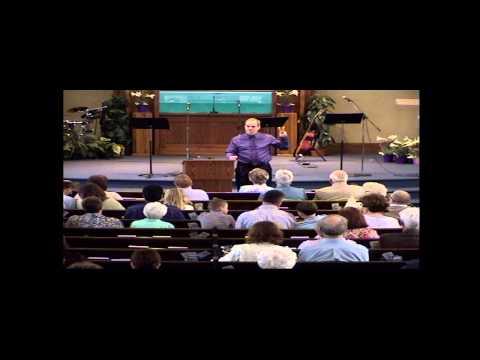 Pastor Greg April 20, 2014
