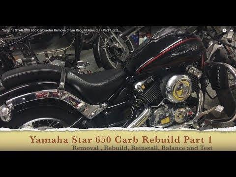 100+ Yamaha V Star 650 Carburetor – yasminroohi