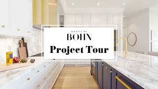HOB PROJECT TOURS: McCleery Kitchen Tour
