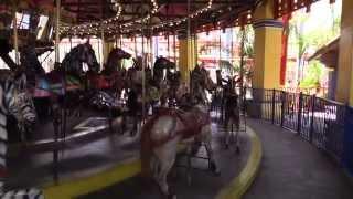 Merry Go Round (HD POV) Knott's Berry Farm
