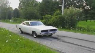 More Mopar Burnouts Plymouth Roadrunner, 'cuda and Chargers