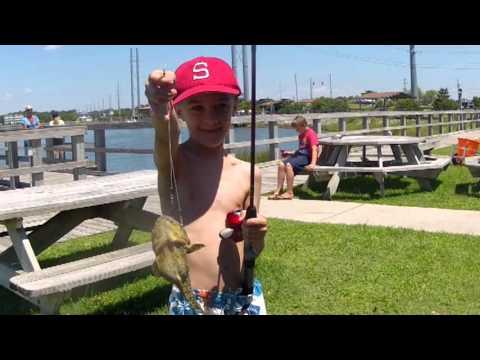 East Coast Sports Kids Fishing Tournament 2013