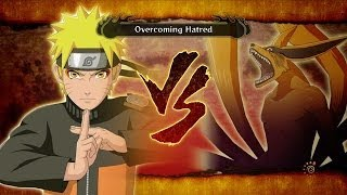 Naruto Shippuden: Ultimate Ninja Storm 3 - Naruto vs Nine-Tailed Fox Boss Battle [HD]