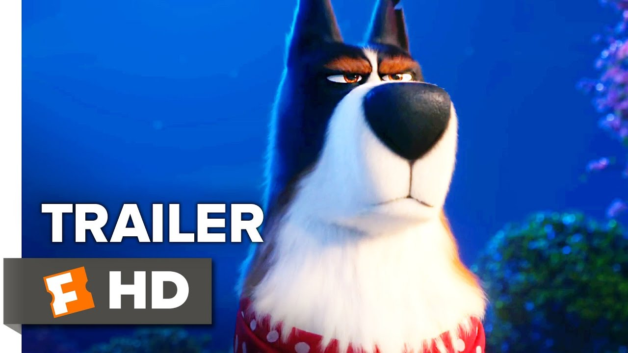 The Secret Life of Pets 2 Trailer (2019) | 'Rooster' | Movieclips Trailers