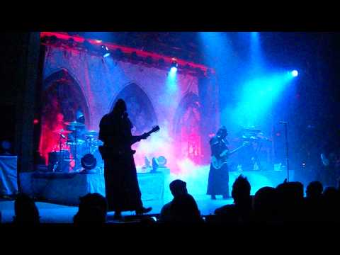 Ghost B.C. - Infestissumam / Per Aspera Ad Inferi live in Denver, CO 2013
