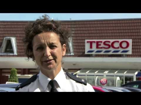Bravery award for North Yorkshire officer who tackled gunman during off-duty shopping trip