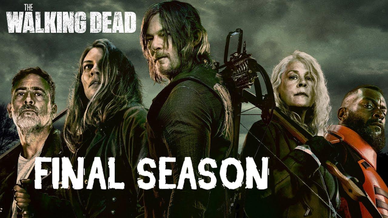 Download The Walking Dead Season 11 Trailer: FINAL Season Explained