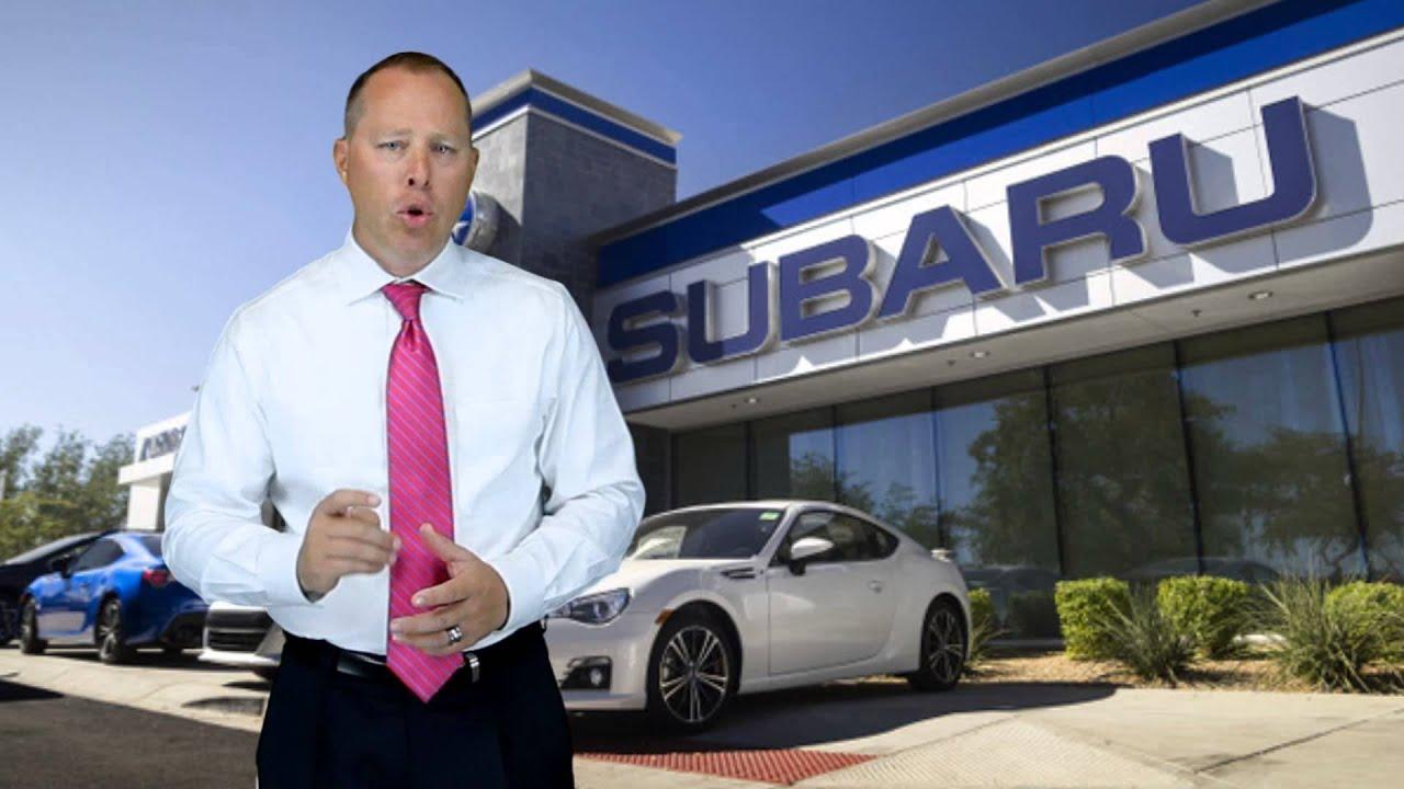 AutoNation Subaru Scottsdale Unsold Buyer