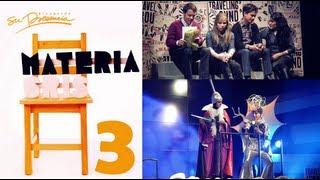 Materia Gris 3: Obra de teatro cristiana / Reunión de Jóvenes - El Lugar de #SuPresencia (HD)