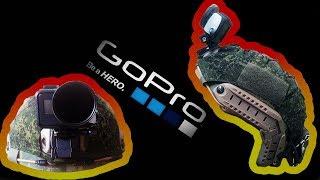 GoPro ve Powerbank Kask Montajı