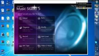 Ashampoo Music Studio 5 Overview