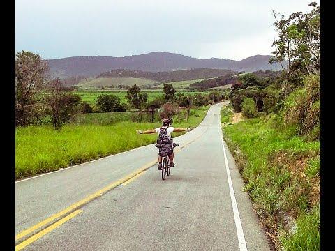 De Socorro-SP à São Thomé das Letras-MG de bicicleta