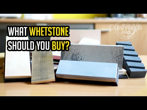 How To Choose A Sharpening Stone, Whetstone, Ceramic, Diamond + Grit Size