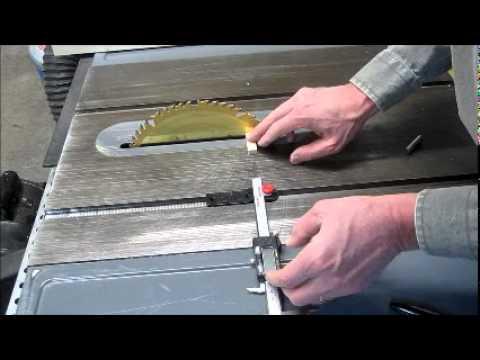 MAG-DRO Mitre Slot Base Blade Alignment