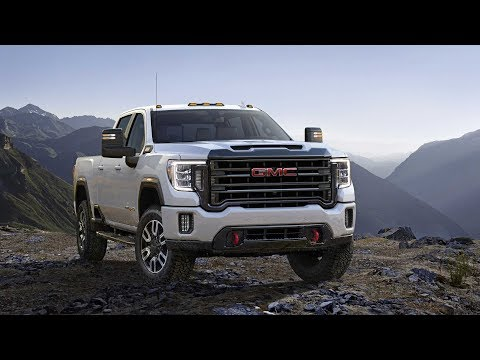 2020 GMC Sierra HD - Heavy-Duty Competition !!