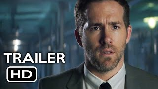 The Hitmans Bodyguard Red Band Trailer 1 2017 Ryan Reynolds Samuel L Jackson Action Movie HD
