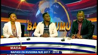 Baragumu : Nafasi za Kusoma Nje 2017 - 2018 - 10.10.2017