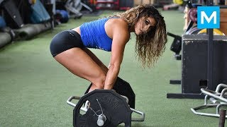 BEAST in the Beauty - Heba Ali | Muscle Madness