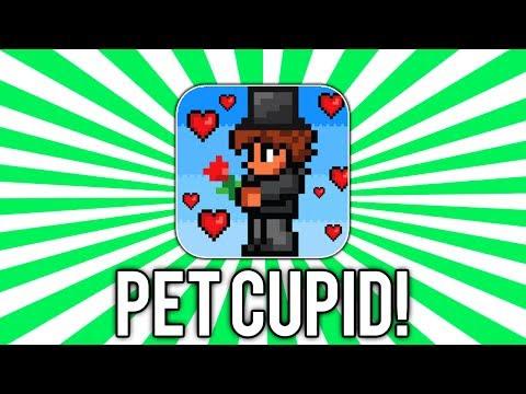 Terraria: How to get the Pet Cupid! (Broken Heart Summoning Item) [demize]
