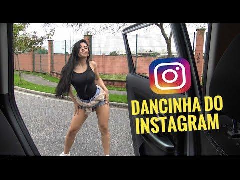 FAZENDO DANCINHA DO INSTAGRAM (In My Feelings)
