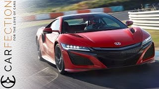 2017 Honda NSX: Budget Hypercar? - Carfection