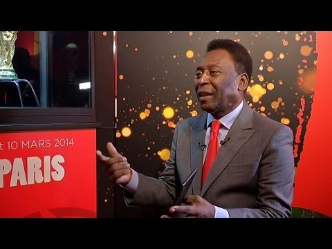 Pelé à Paris: