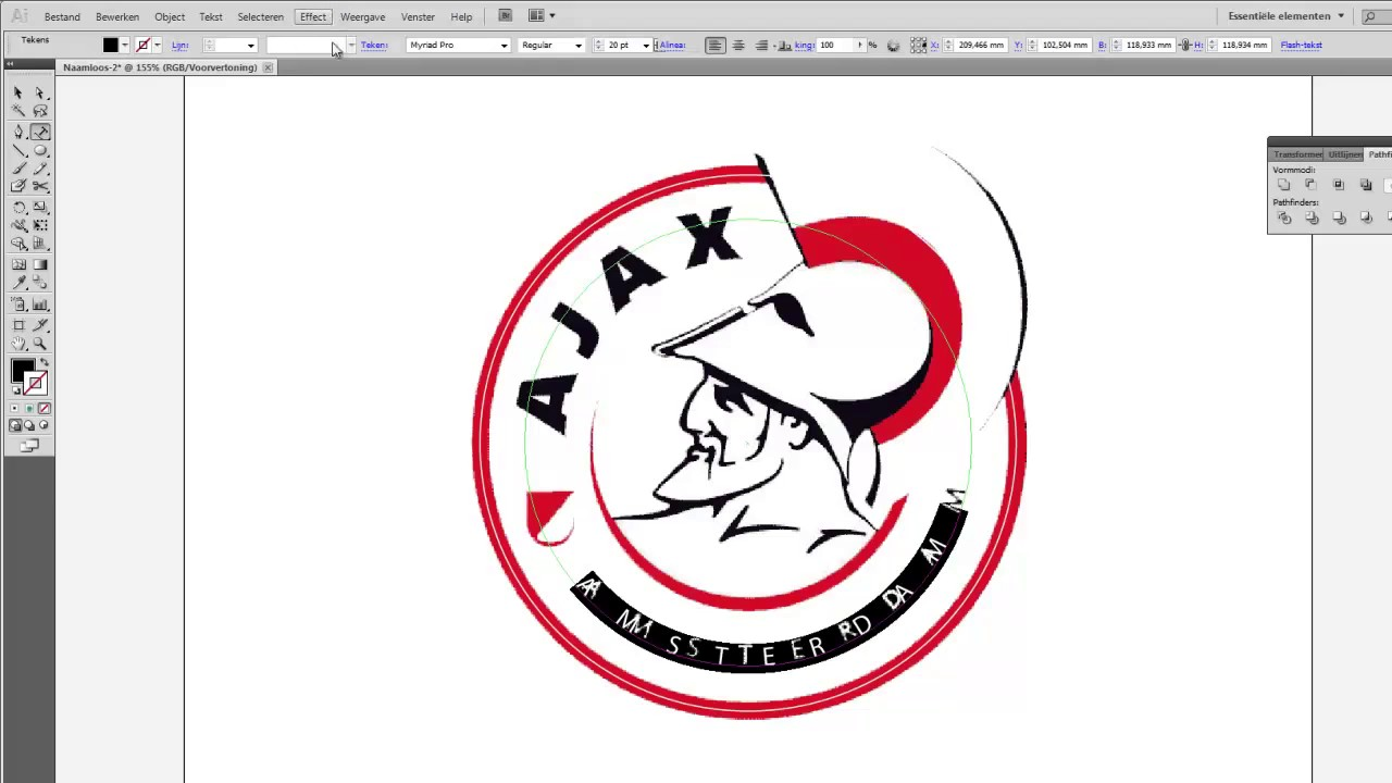 ajax logo - YouTube