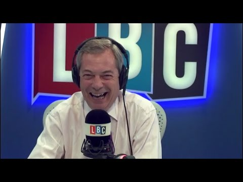 The Nigel Farage Show - Trump's Executive Orders Take 2 - EU Army Wants Nukes - 06/03/2017