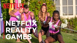 Netflix Reality Games | Episode 3: Pulled Over The Finish Line, Finale | Netflix