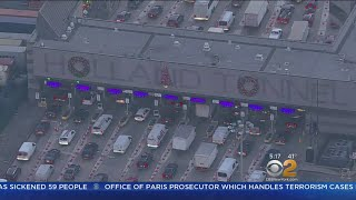 Hear From Man Behind Holland Tunnel Wreath Controversy