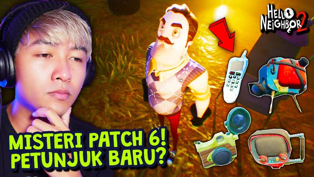 MISTERI BARU? MUNCULNYA ALAT DRONE! 🤔| Hello Neighbor Alpha 1 Indonesia