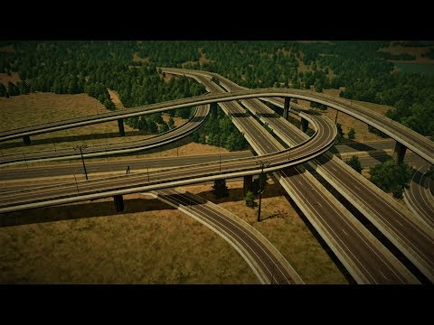 American City (Test) (Freeway Expansion)