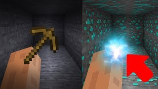 GEHEIME MANIER OM DIAMONDS TE VINDEN IN MINECRAFT!