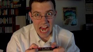 Top 10 Moments The Nerd Lost His Mind - AVGN Clip Collection