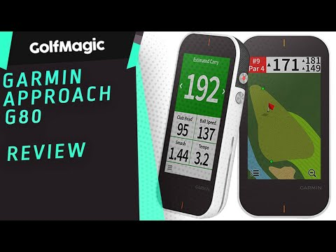Garmin Approach G80 Review 2019