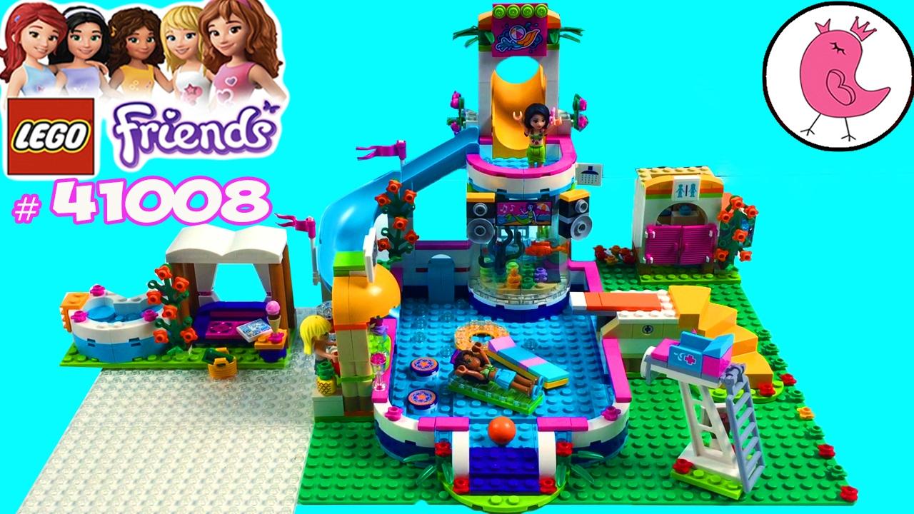 Купить лего френдс недорого можно на сайте, качественный оригинальный конструктор lego friends с доставкой в минске!