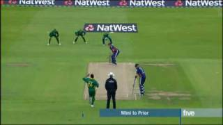 England vs South Africa 1st ODI Highlights 2008 | CricFire