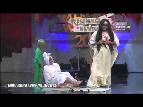 Maharaja Lawak Mega 2013 - Minggu 5 - Persembahan SayWho