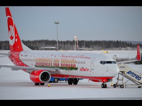 Rovaniemi Airport - The Official Airport of Santa Claus